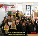 Emotional wellbeing for children - Author book reading.